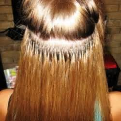 flat hair weave technique picture 3