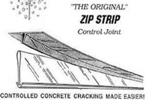 zip strip control joint picture 7