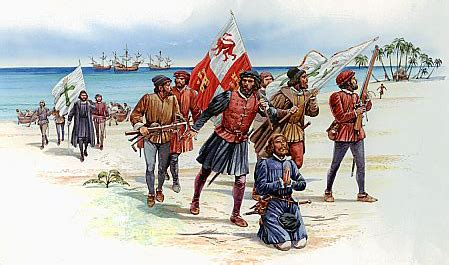 historia de colonizacion norteamericana por cristobal colon picture 1