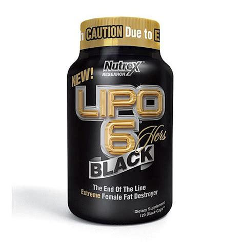 does lipo 6 black cause increase in sex for women picture 1