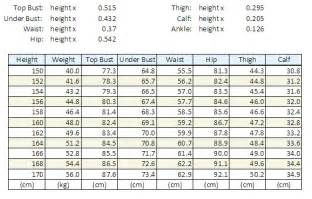 size of average male muscle size picture 21
