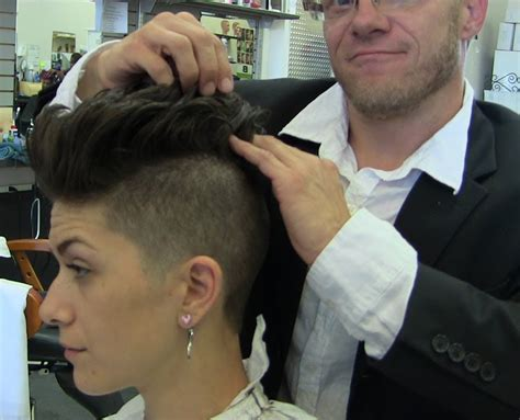 womans hair cuts with clippers picture 9