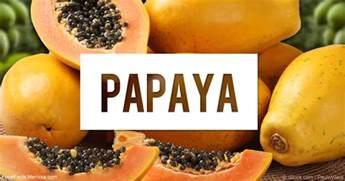 papaya food picture 1