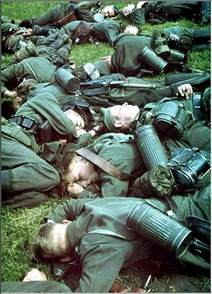 german officer sleeping picture 5