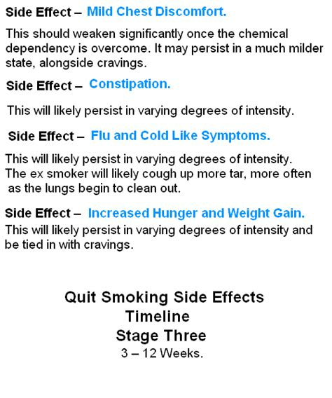 stop smoking side effects picture 1