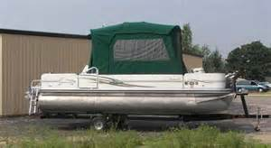 pontoon boats sleeping picture 2