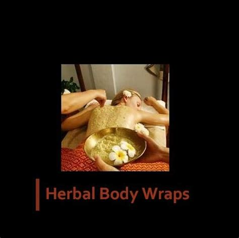 Herbal body wrap picture 11