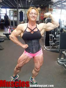 big muscle women picture 5