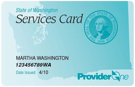 washington health card picture 3