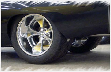 muscle car wheels picture 1