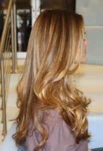 carmel blonde hair picture 5