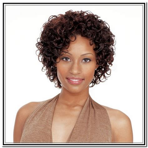 black hair styles for short weave picture 2