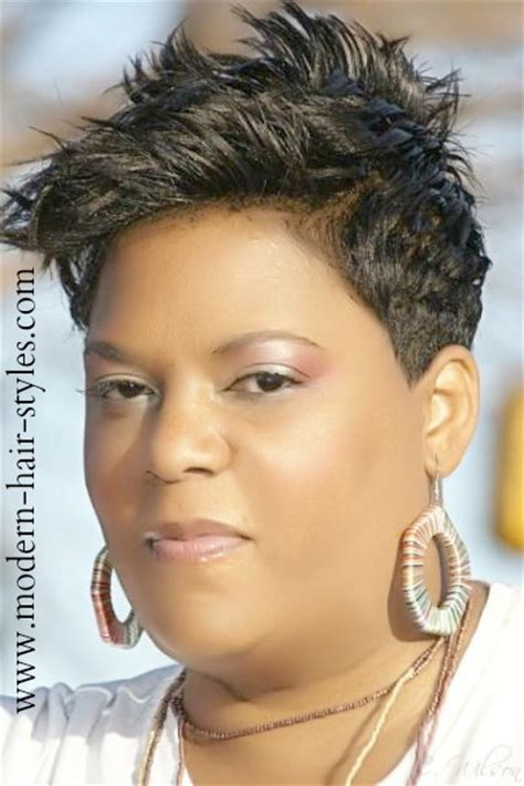molded short hair picture 10