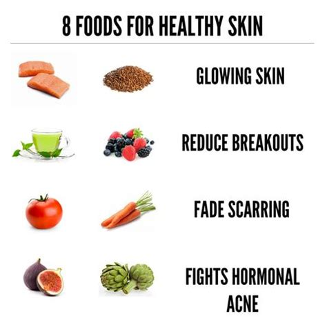 foods for healthy skin picture 9