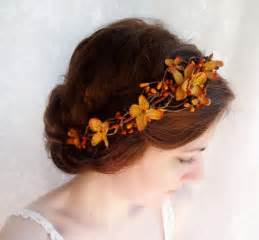 fall wedding hair picture 3