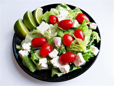 low cholesterol en salad picture 1