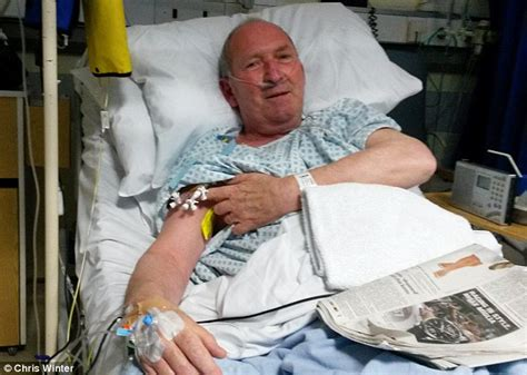 Patient refuses to have surgery for colon cancer picture 7