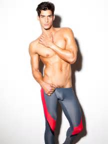 skin tight spandex bodywear picture 1
