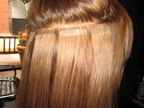 latest in hair extensions picture 2
