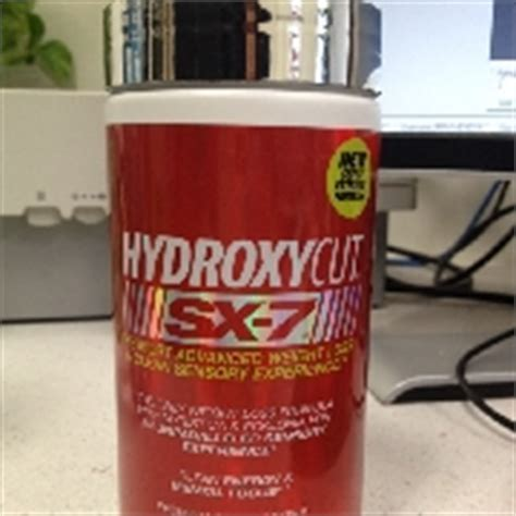 hydroxycut sx7 before and after picture 2