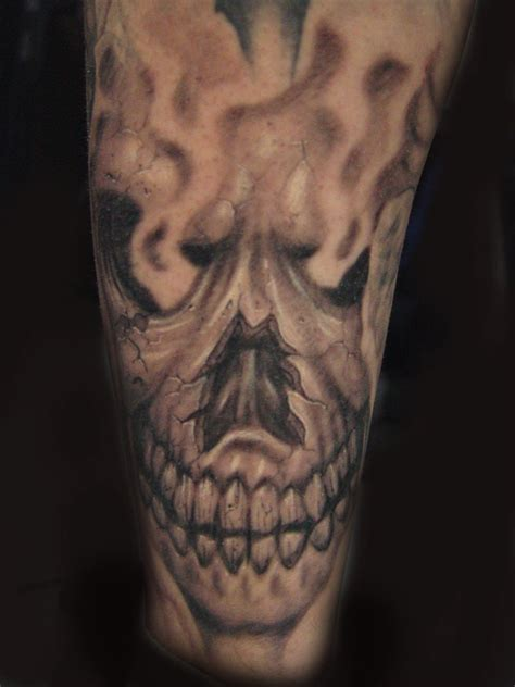 tattoo's of smoke picture 13