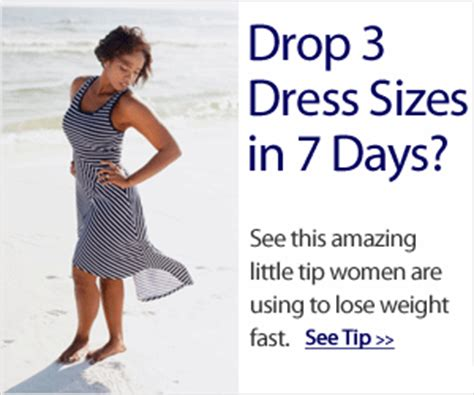 weight loss needed to drop dress size picture 5