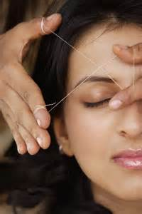 hair removal by threading picture 3