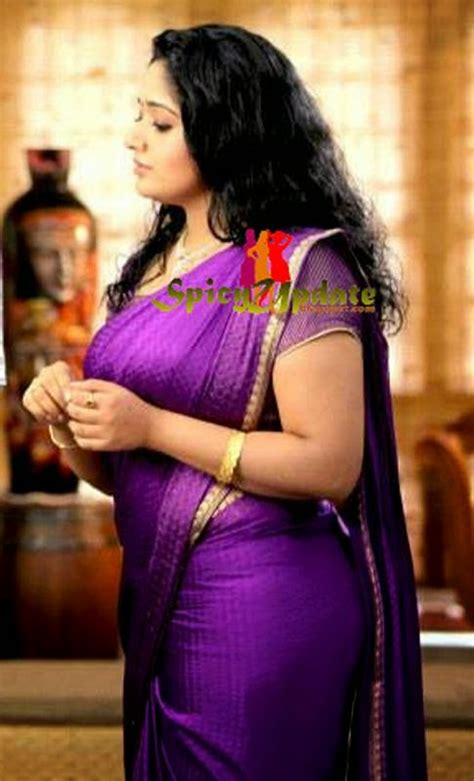 asha sharth hot sex saree side view pose picture 5
