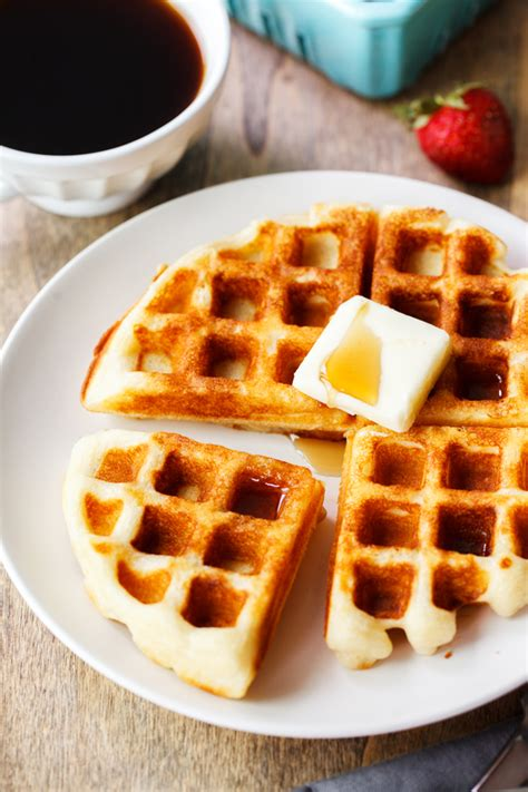 yeast waffles picture 10