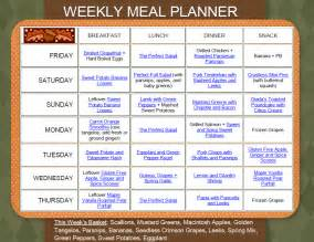 diet meal menus picture 15