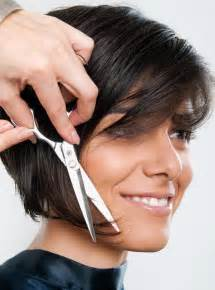 how to cut short hair picture 14