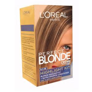 loreal hair highlighting kits picture 1