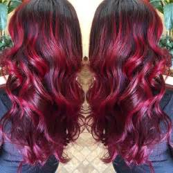 ruby red hair dye picture 1