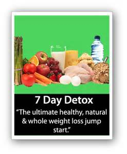 natural detox to jump start weight loss picture 1