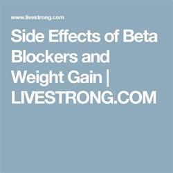 beta blockers weight loss picture 5