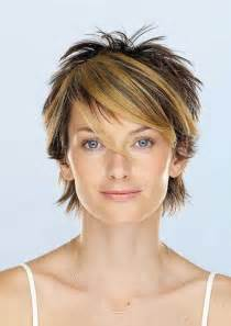 Female short hair picture 7