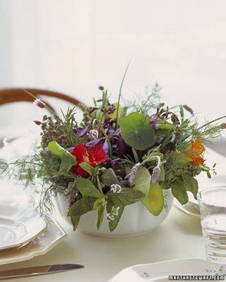 herbal centerpieces picture 6
