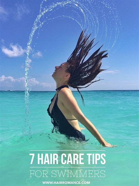 caring for swimmer's hair picture 5