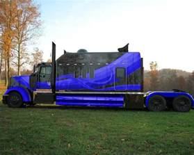 large sleeper trucks picture 2