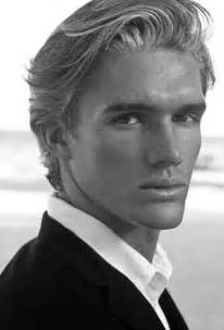 blonde hair model men picture 10