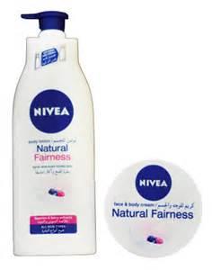nivea natural fairness picture 1
