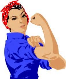 cartoon muscles women picture 11