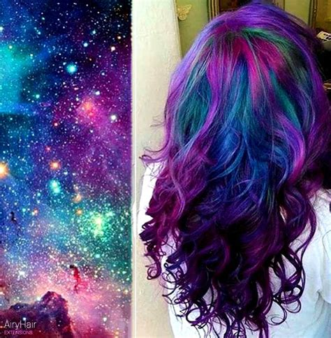 crazy colored hair picture 3