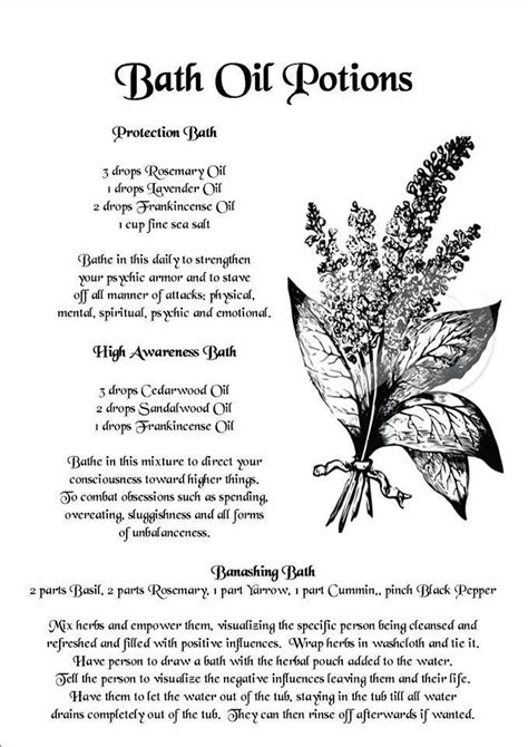 wiccan herbal recipes picture 6