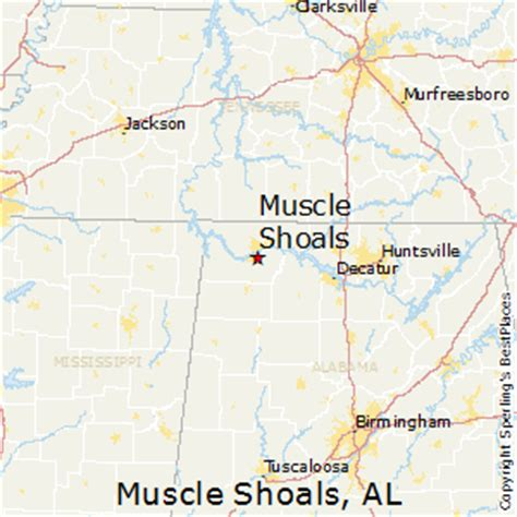 city of muscle shoals alabama picture 3