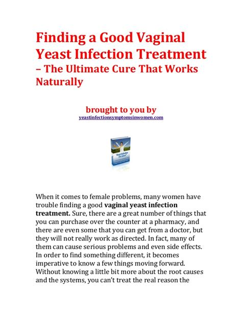 does garlic work to treat yeast infection picture 5