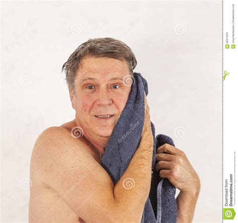 men after showers picture 2