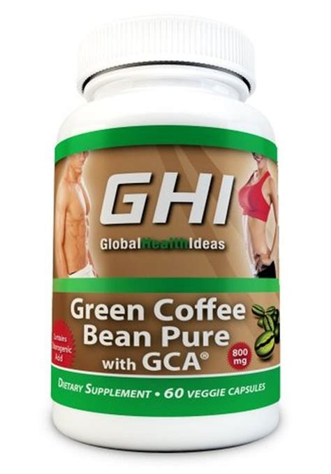 pill green coffee bean picture 2