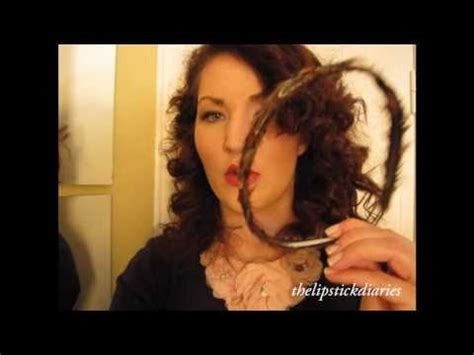 curly hair without curlers picture 9