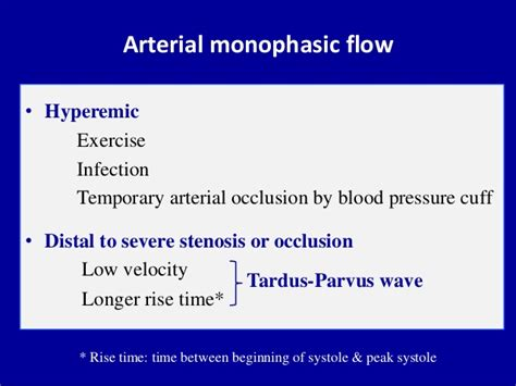 Superimposition principle with arterial blood pressure picture 1
